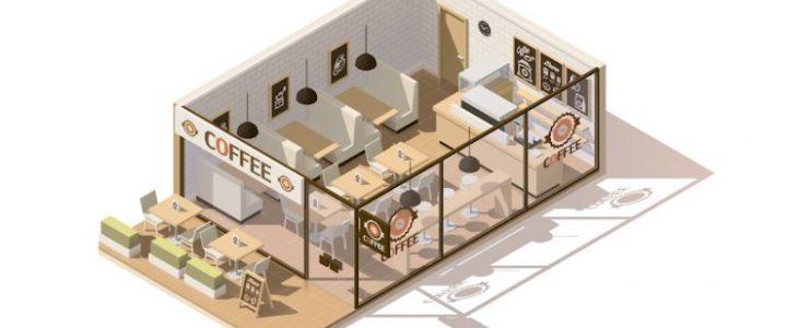 Oferecemos ajudar na distribuição das mesas e moveis conforme seu projeto sem custo