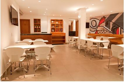 Mesa e cadeira para restaurante for Mesa 4 sillas para restaurante