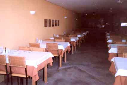 Mesas e cadeiras para restaurantes for Mesas para restaurante usadas
